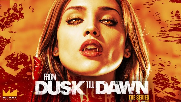 From Dusk Till Dawn The Series banner