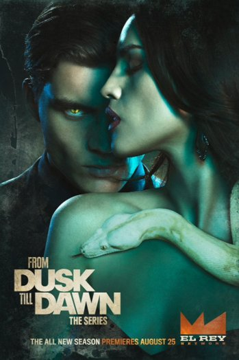 From dusk till dawn Season 2 poster