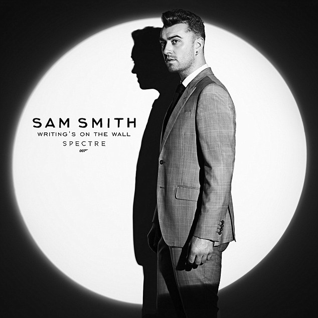 "Sam Smith releases Spectre Theme song ""Writing's on the Wall"""