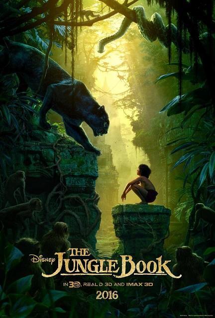 Scarlett Johansson seduces in the Jungle Book teaser trailer