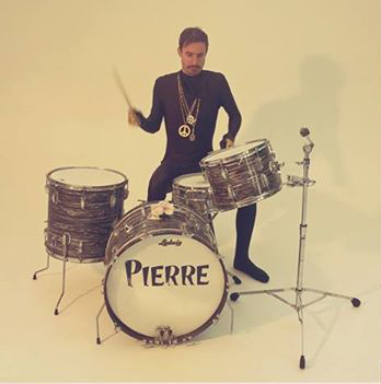 Pierre drums on Hartseer Gangster