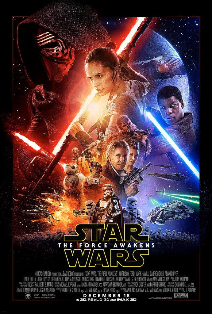 Star Wars The Force Awakens: Poster