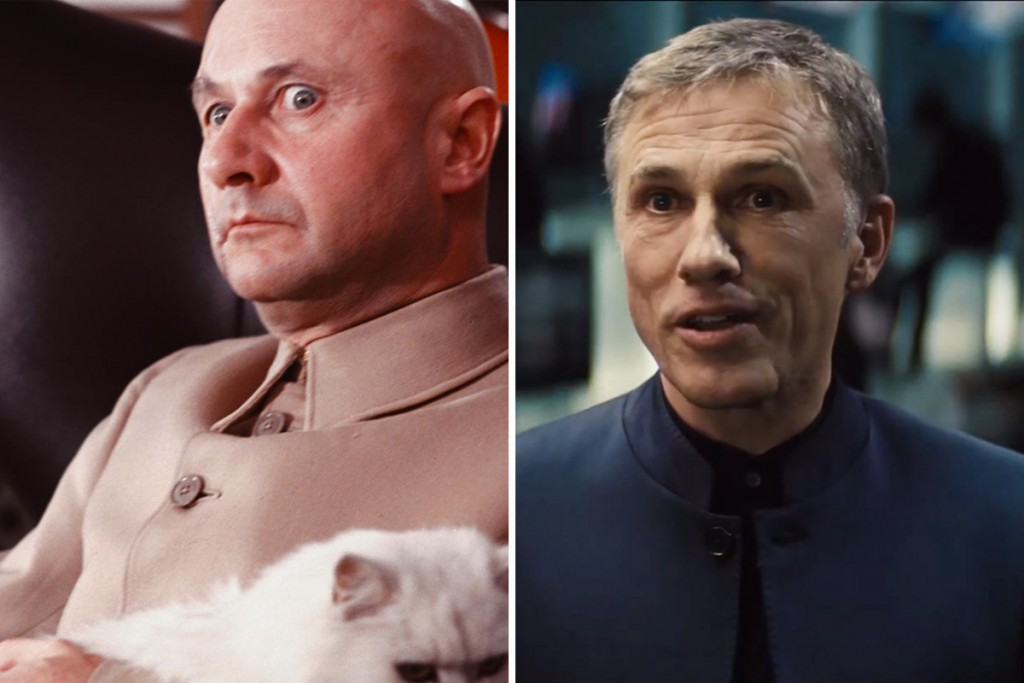 James Bond Spectre Blofeld vs Franz