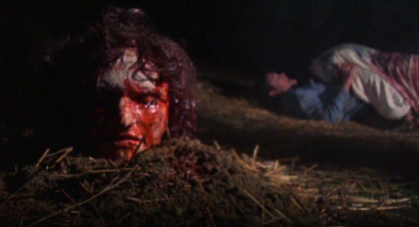 Evil dead 2 - Linda'ss head