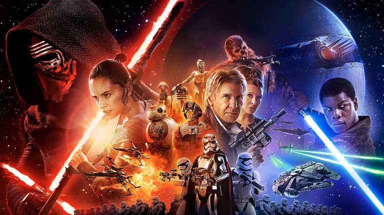 Star Wars: The Force Awakens Final Trailer