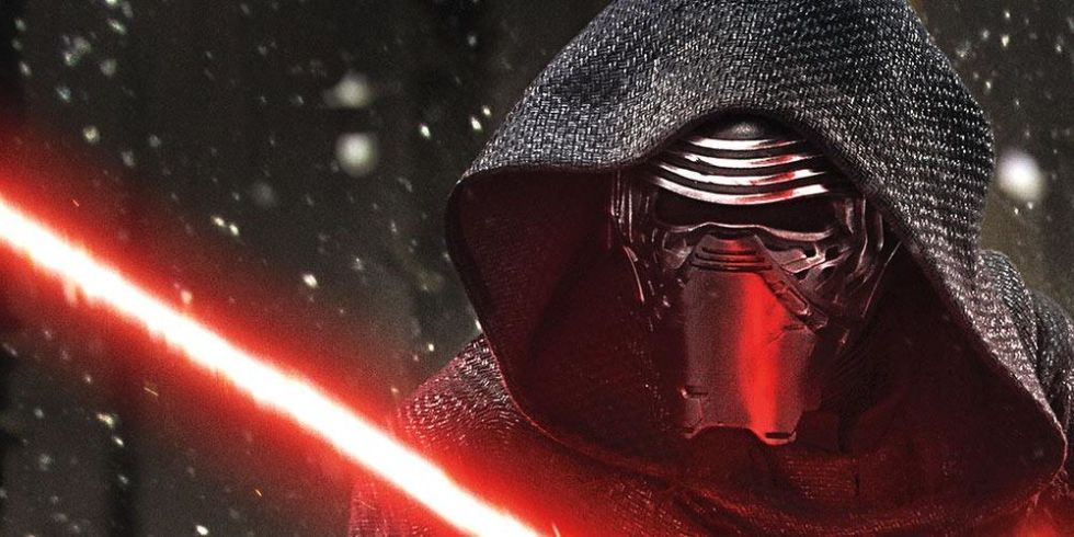 Star Wars The Force Awakens: Kylo Ren