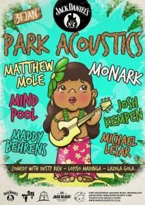 Park Acoustics January 2016 Poster
