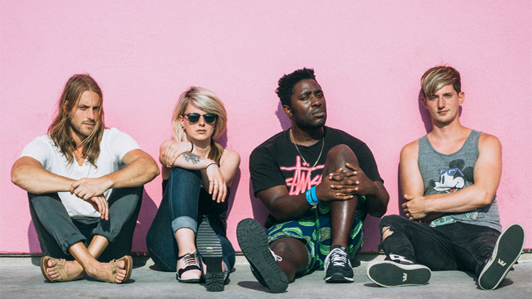 Stream Bloc Party's brand new album: HYMNS