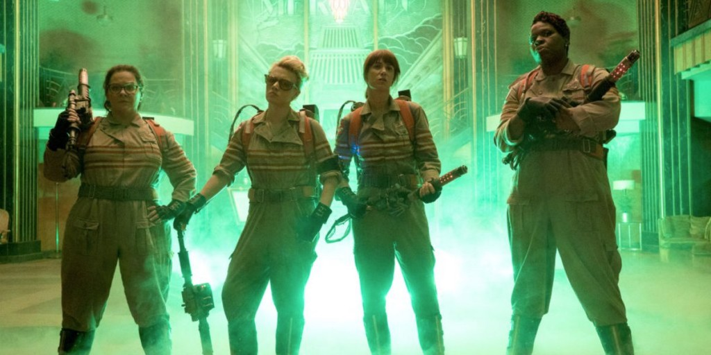 Ghostbusters 2016 movies