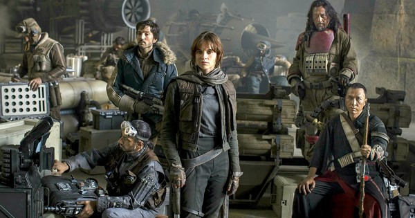 Rogue One: A Star Wars story 2016 movies
