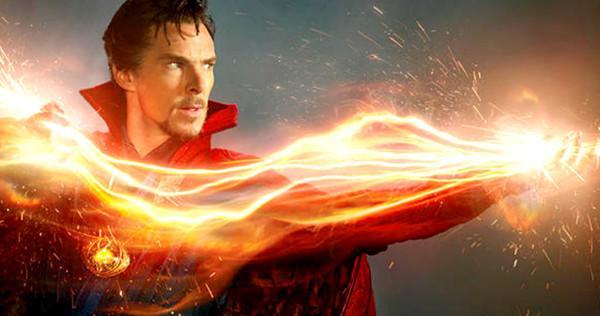 Doctor Strange 2016 movies