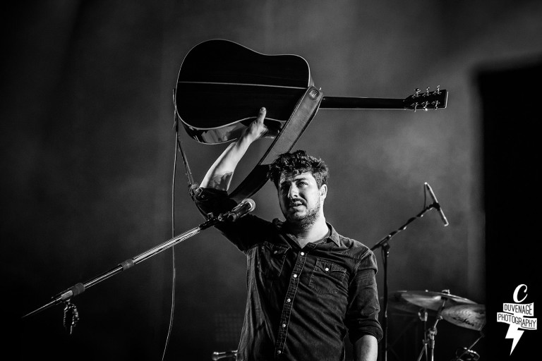 Mumford and Sons at the Voortrekker Monument - Photo by Christelle Duvenage