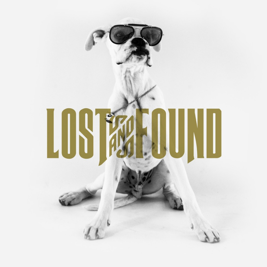Lost&Found self-titled album cover