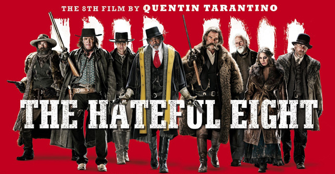 The Hateful Eight - The 8th film by Quentin Tarantino
