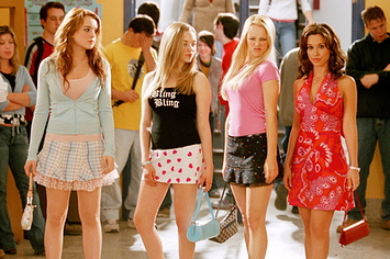 The Plastics - Mean girls