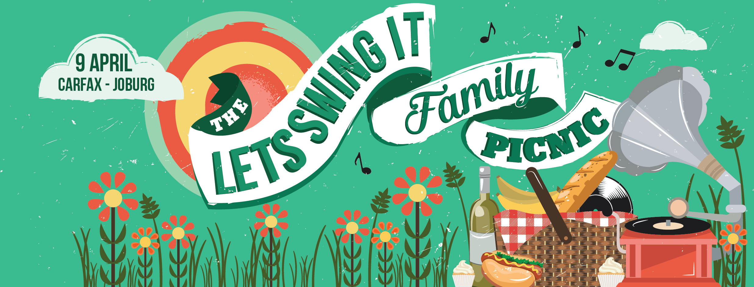 Let's Swing It Family Picnic – Win tickets!