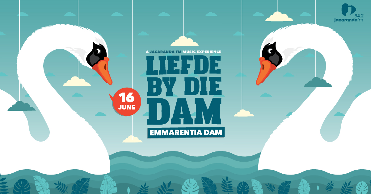Ticket giveaway: Liefde by die Dam – 16 June 2016