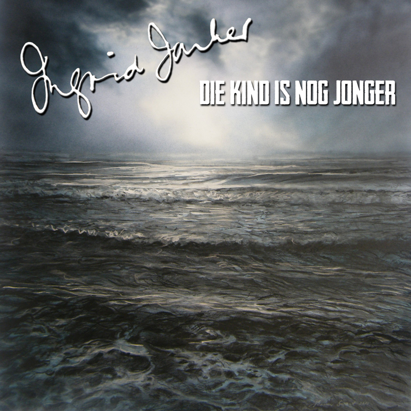 Die kind is nog jonger CD cover art