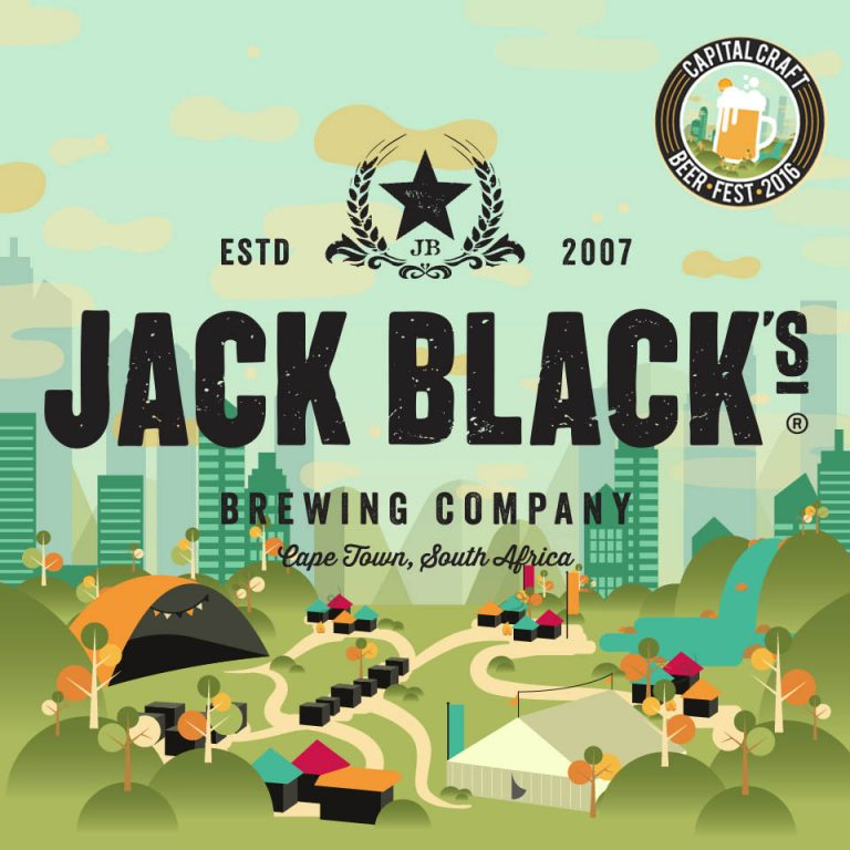 Jack Black Brewing Company at Capital Craft Beer Festival 2016