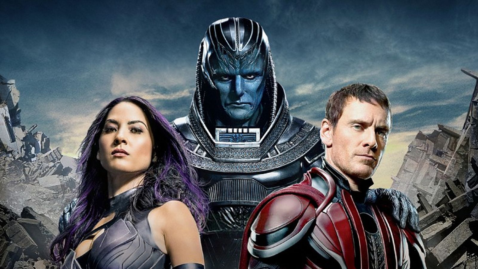 X-Men Apocalypse Poster-No-Text