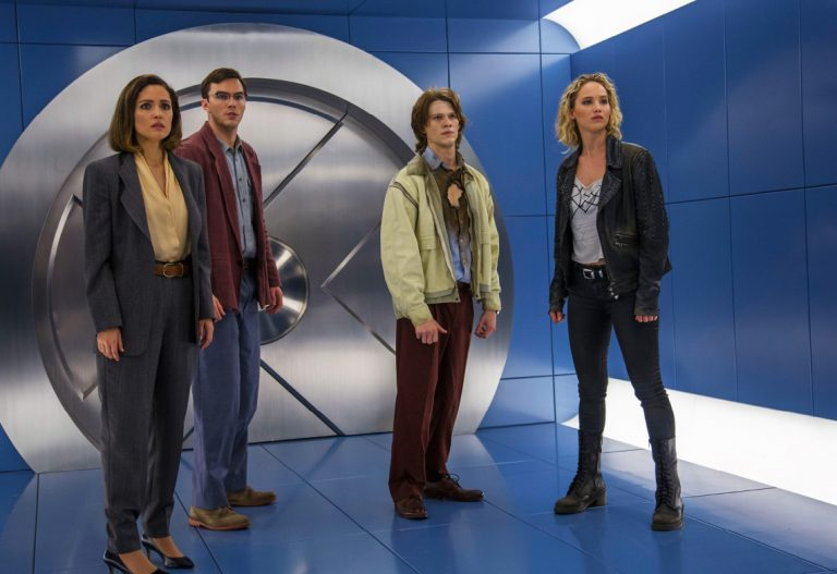 X-men Apocalypse: The team
