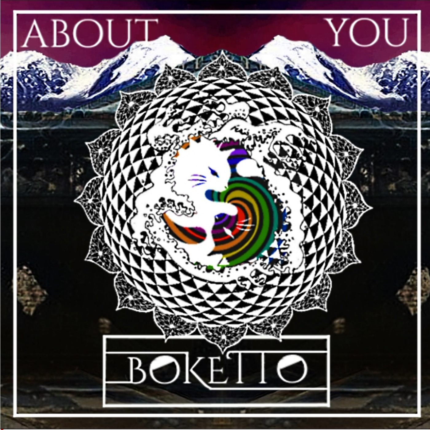 About You - digital cover large Boketto