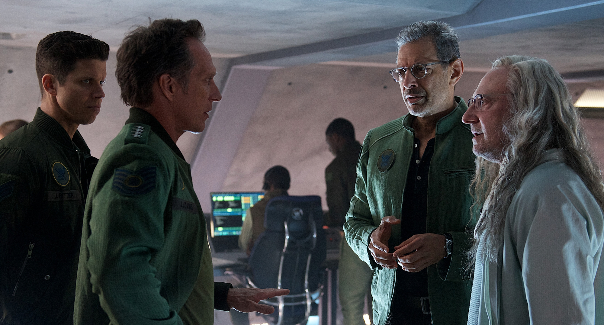 Independence Day: Resurgence only increases in destruction and repetition