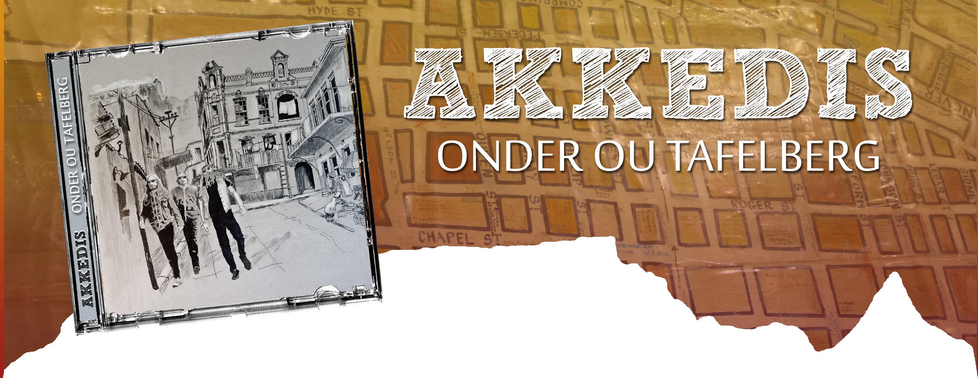 Onder Ou Tafelberg: Akkedis kyk terug na 20 jaar