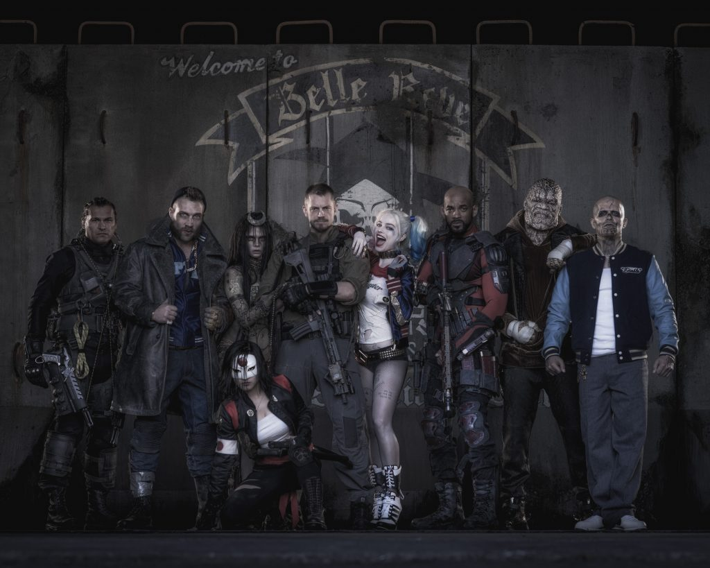 Suicide Squad. (c) 2015 Warner Bros. Entertainment. All Rights Reserved.