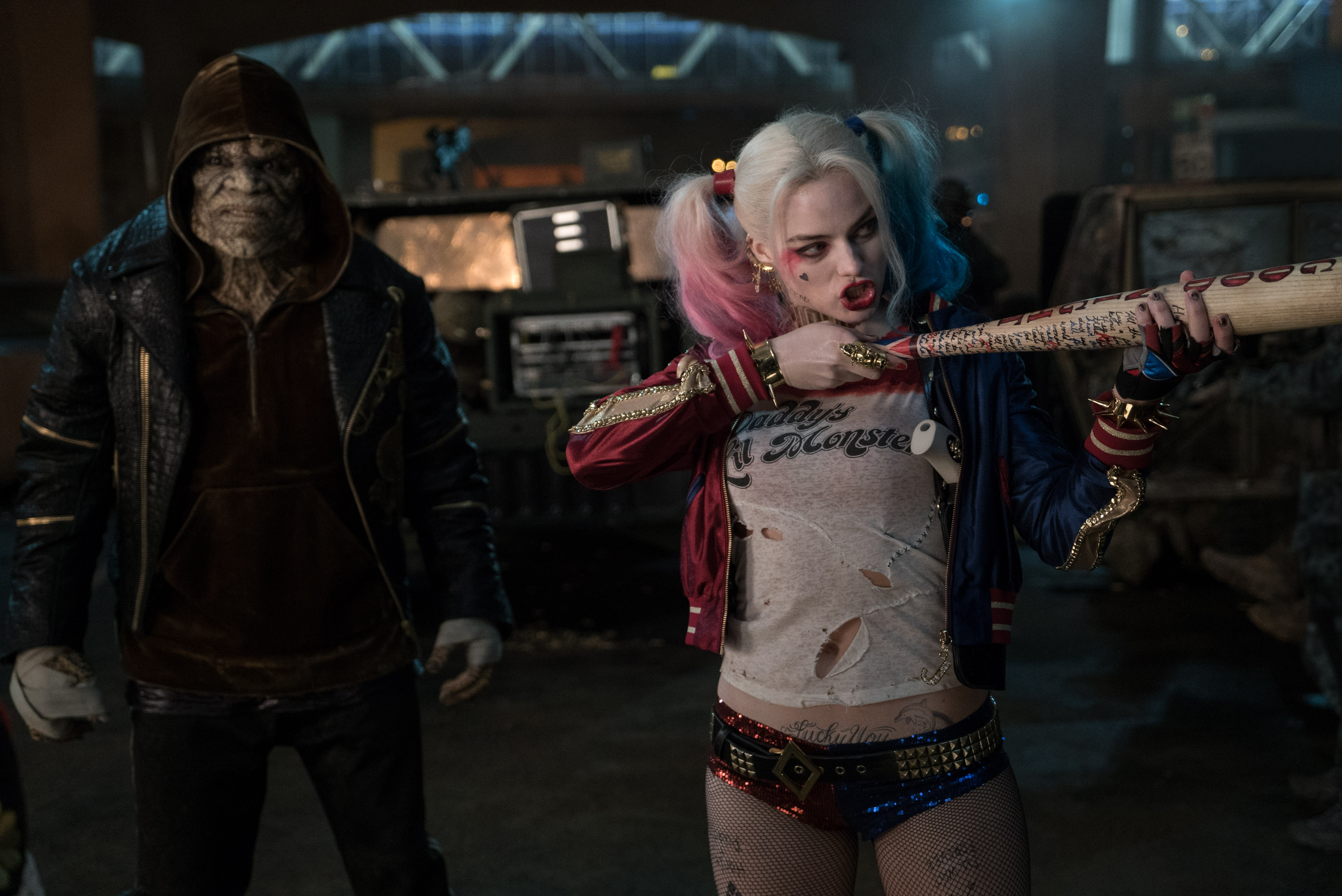 Suicide Squad: Unconventional heroes, conventionally