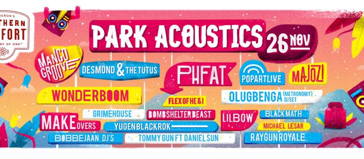 Park Acoustics November 2016