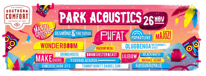 GIVEAWAY: The last Park Acoustics of 2016