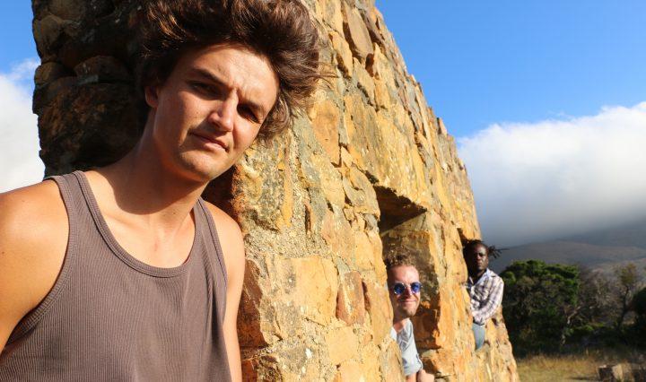 Ben Dey and the Concrete Lions