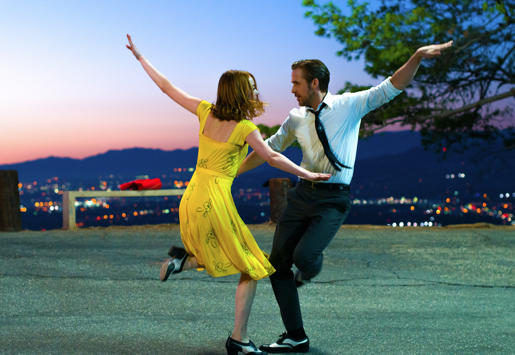Let's get dreaming with La La Land