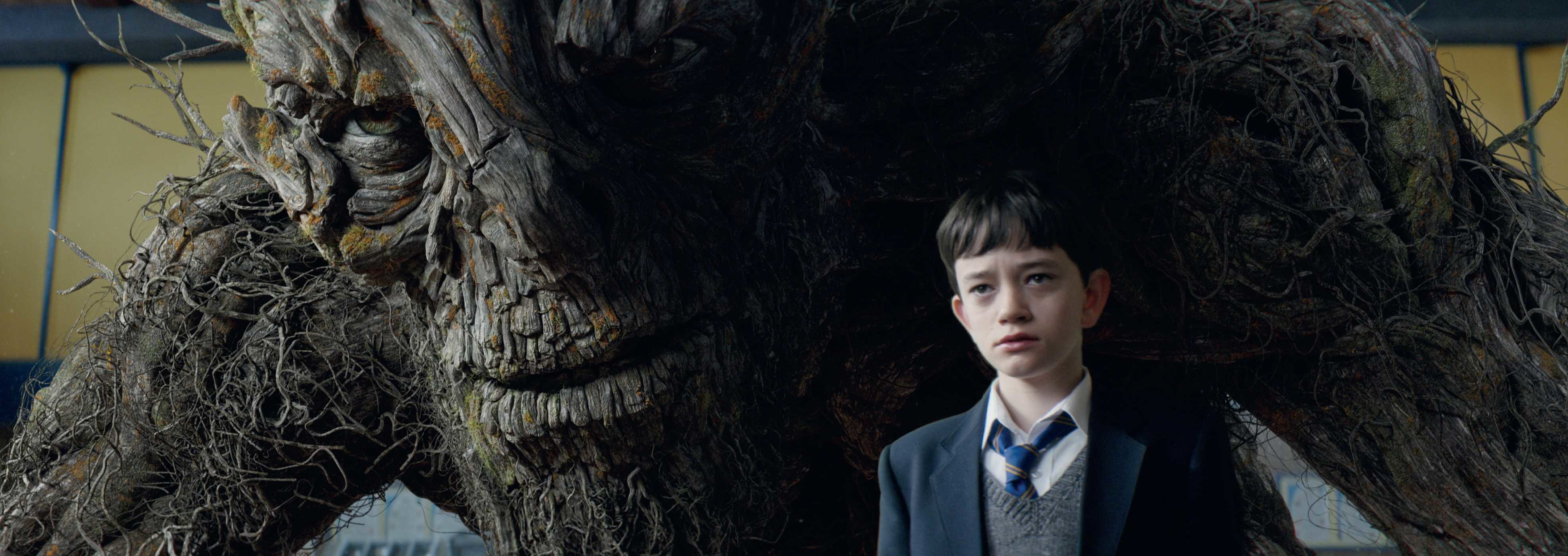 Facing The Truth in Cinema: A Monster Calls