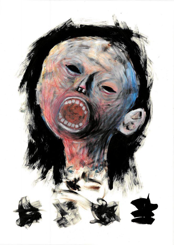 A Flesh Coloured Mess Artwork_Example1