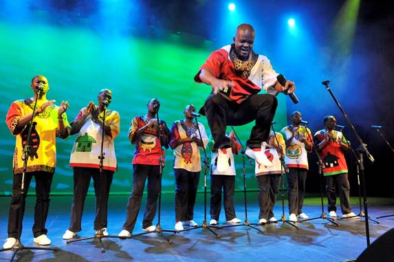 Music news - Ladysmith Black Mambazo to perform at ATKV Oesfees 2017 on 25 March