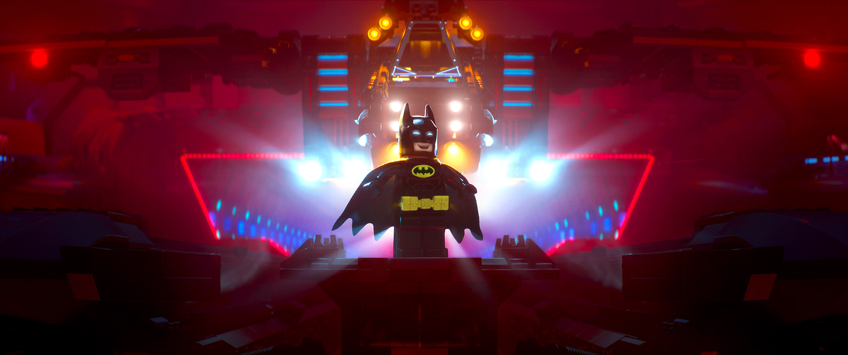 LEGO Batman works alone but you should bring your friends