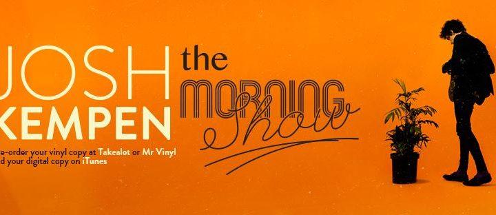 Josh Kempen - The Morning Show Facebook Banner