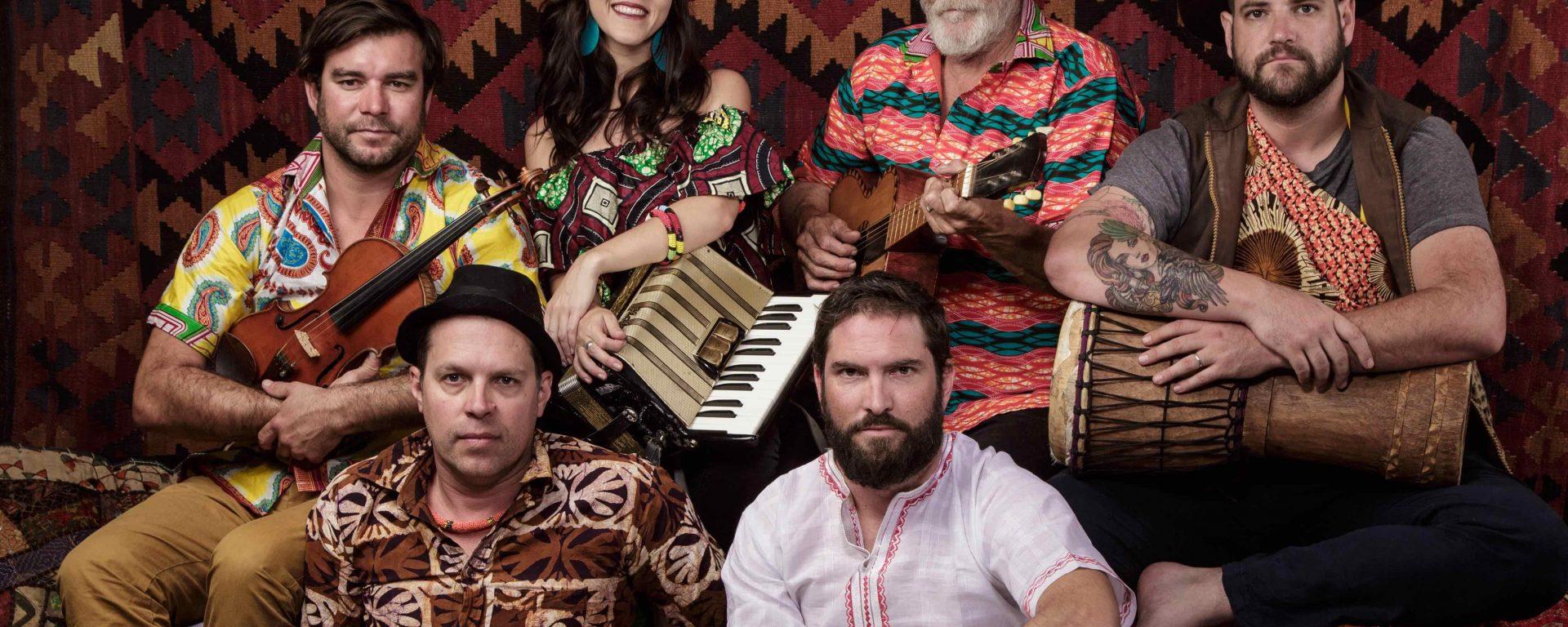 Radio Kalahari Orkes - Mamba