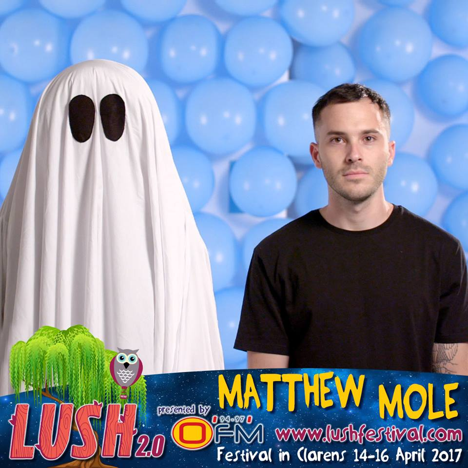 Matthew Mole at Lush 2017