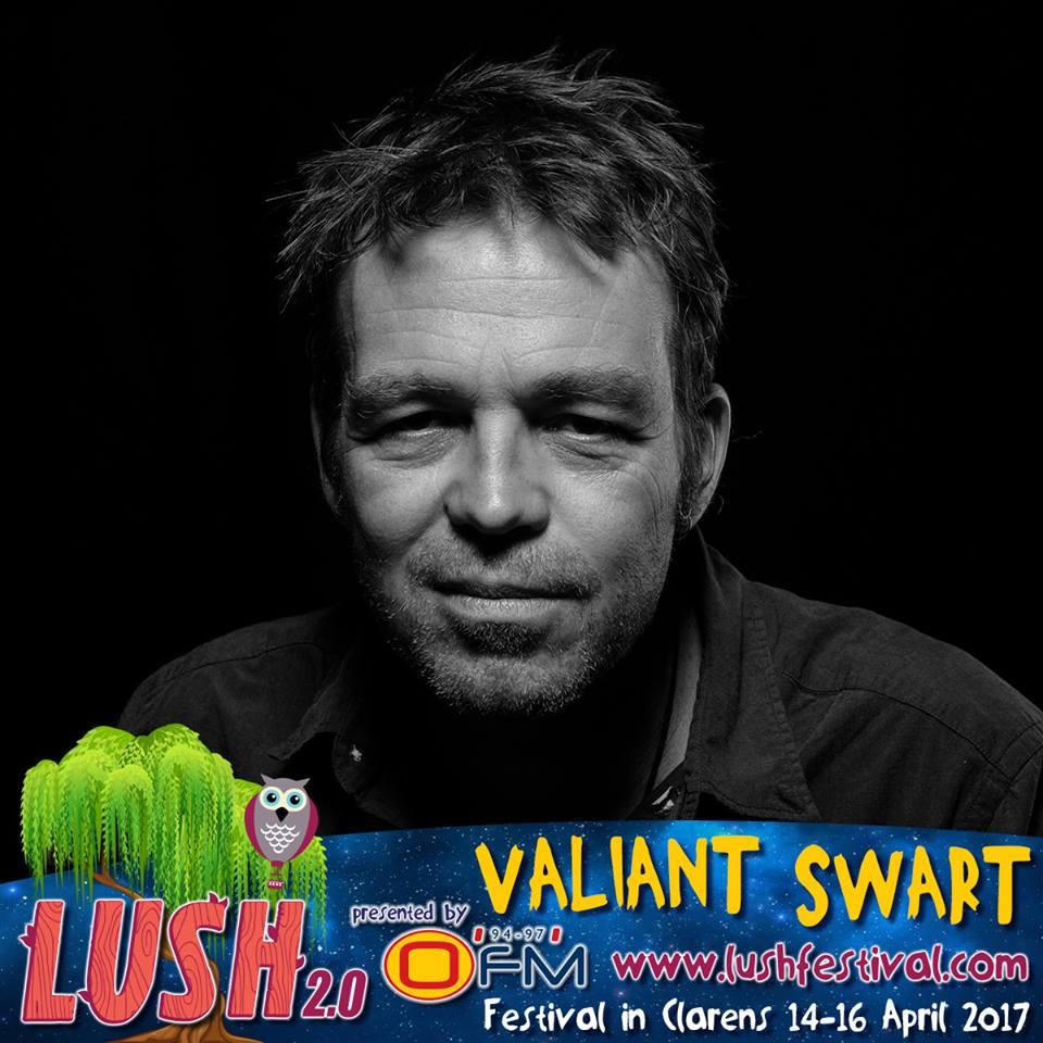 Lush - Valiant Swart