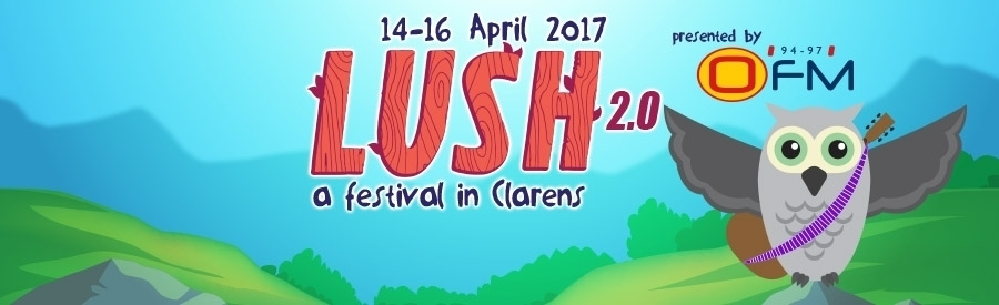 GIVEAWAY: Lush 2017 Tickets