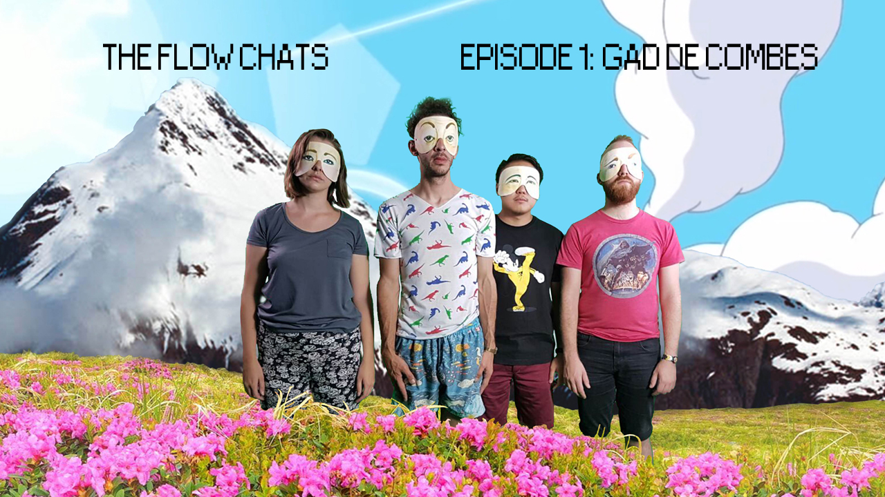 The Flow Chats 001: Gad de Combes