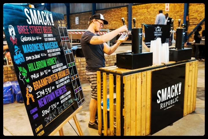 SMACK! Republic at Capital Craft Beer Festival 2017