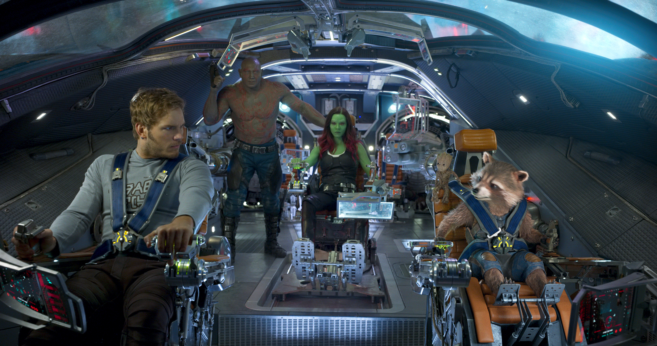 Guardians of the Galaxy Vol 2: Even Galaxier