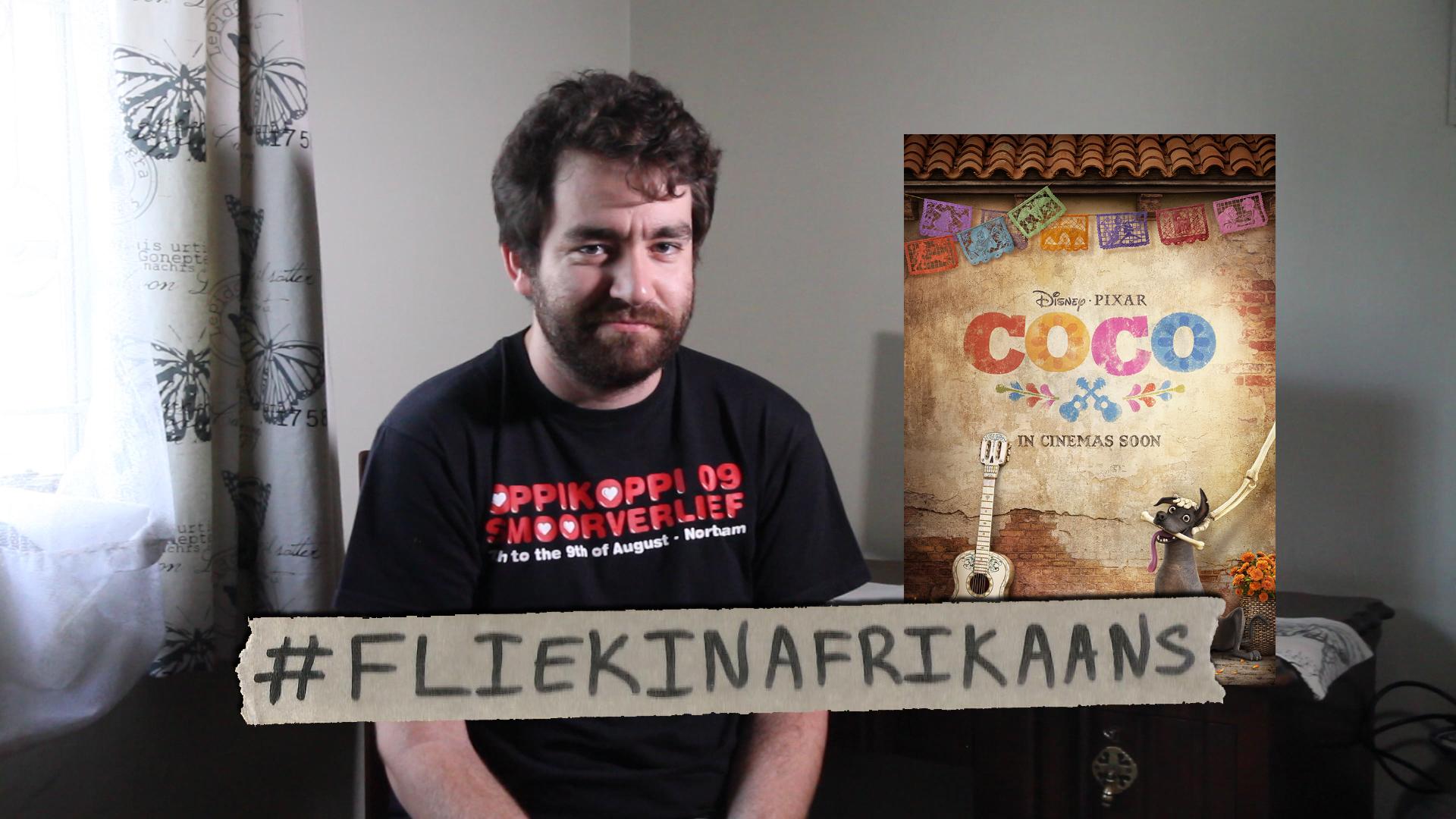 #FliekInAfrikaans Resensie: Coco