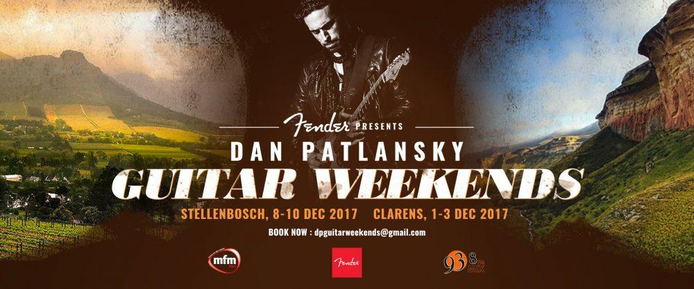 Dan Patlansky Guitar Weekends