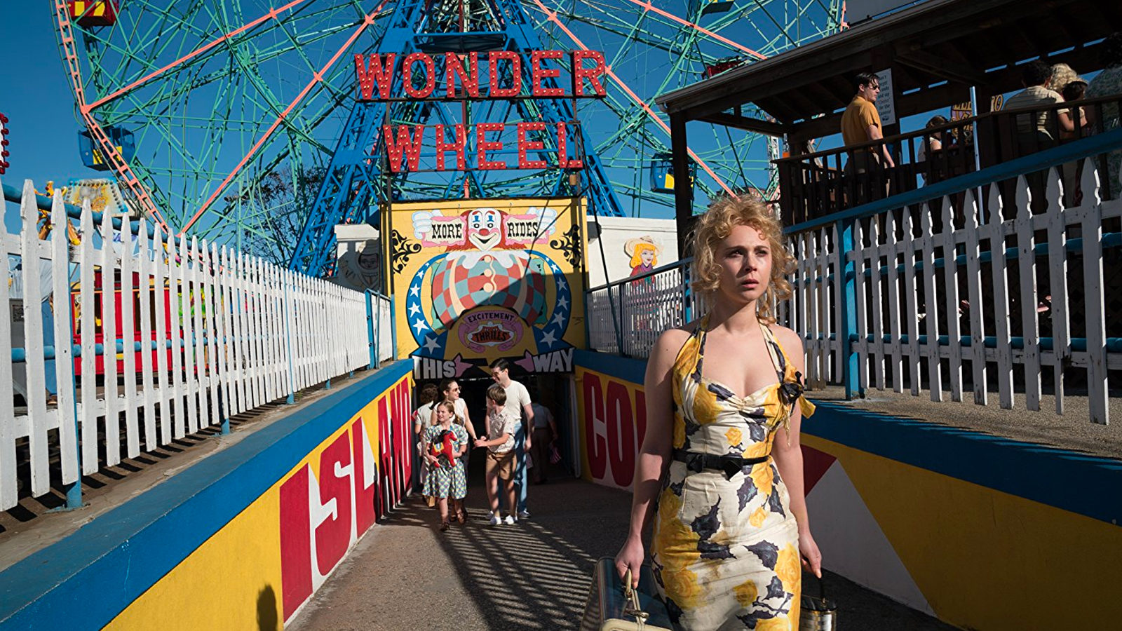 Wonder Wheel – Beautiful, but does that make it shallow?