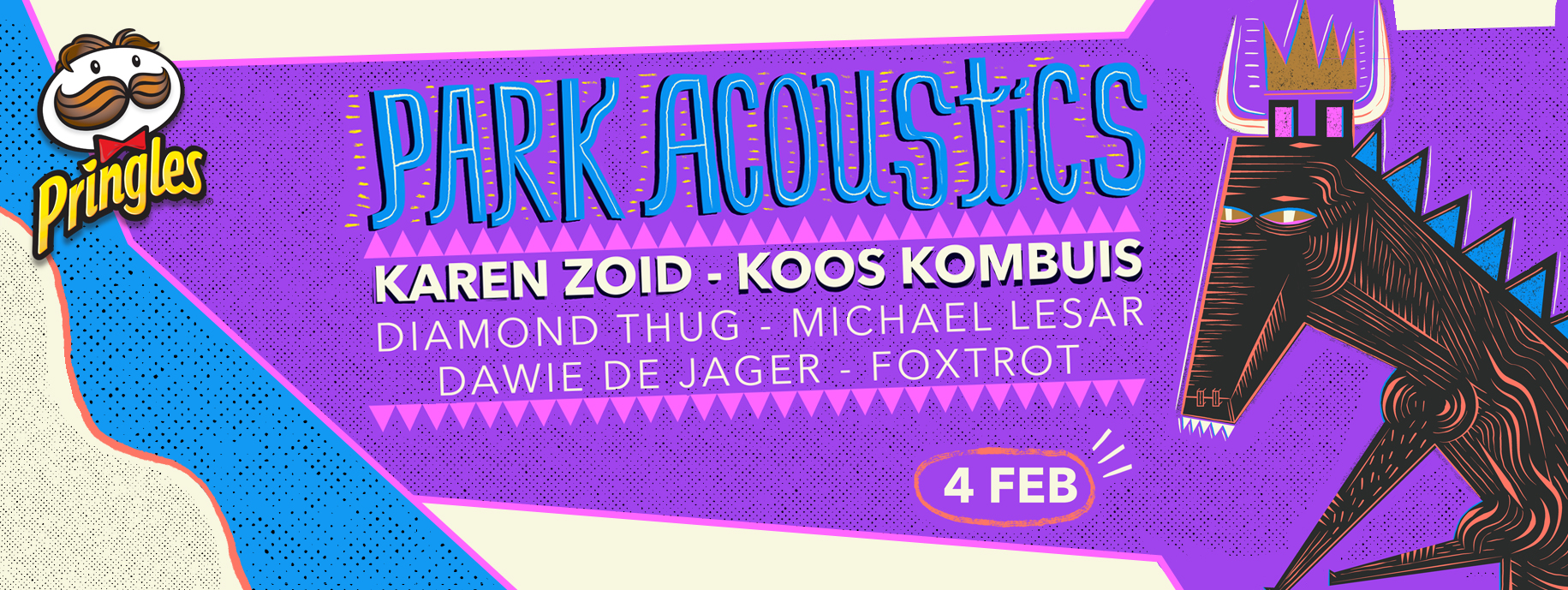 GIVEAWAY: Park Acoustics February Tickets